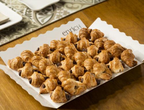 Croissantitos dulces