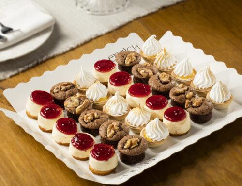 Mini pastissets dolços
